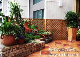 阳台花园设计方案